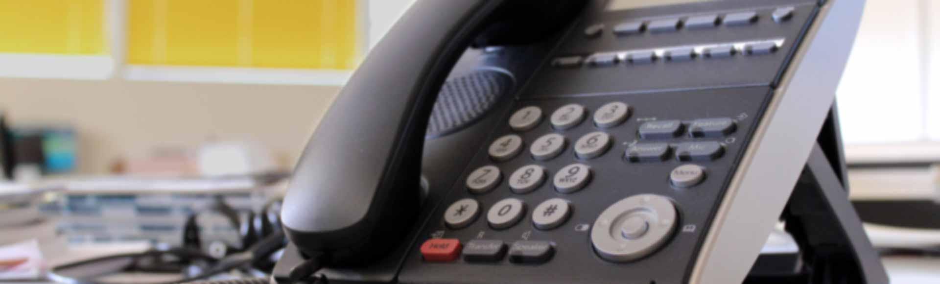 Wir sind kein Callcenter!